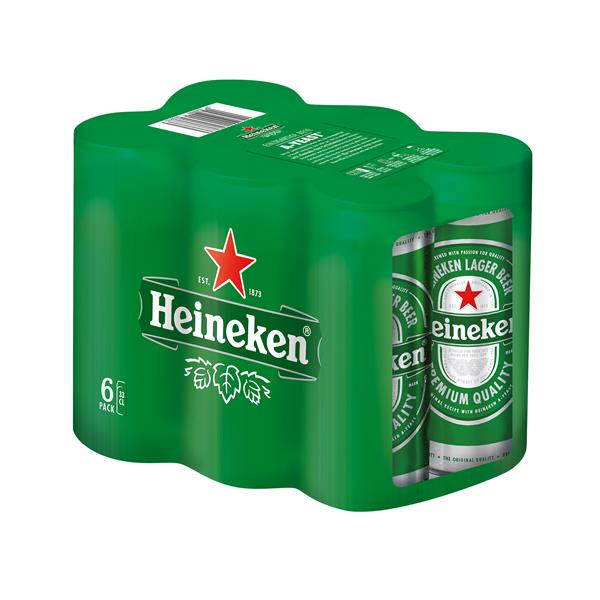 "Heineken® präsentiert stilvolle ""Sleek Can"""