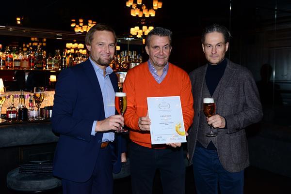"""Vorbilder der österreichischen Bierkultur: Wiener Bierkrone 2017 geht an die """"Albertina Passage"""""""
