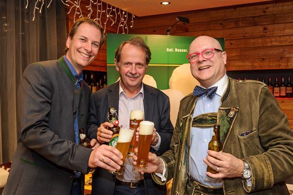 Bierkulturbericht 2017: Regionales Bier und Bierspezialitäten wichtig für die österreichische Bierkultur