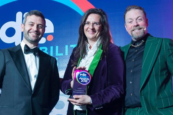 Brau Union Österreich gewinnt edie Sustainability Leaders Award 2018