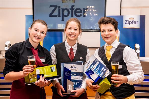 Zipfer Zapf Masters 2018: Oberösterreicherin zapft am besten